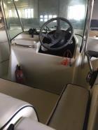 Quicksilver 500 Evinrude 75pk